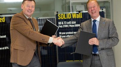 "Lithuanian ""SoliTek"" expands, will produce solar cells with ""Valoe"""